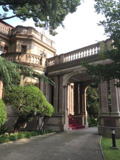 在上海日本総領事公邸
