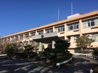 現在の県立奈良高校。昔の面影いっぱいなのが嬉しい。