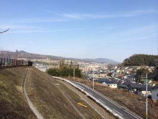 奈良の空気は澄んでいますね。さすがに。。。。