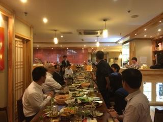 第22回上海奈良県人会