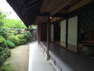 奈良五條市西吉野にて