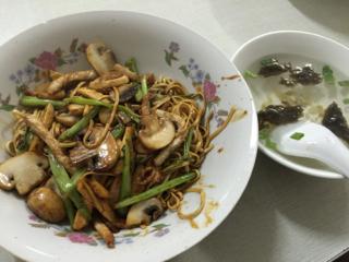 片儿川伴麺