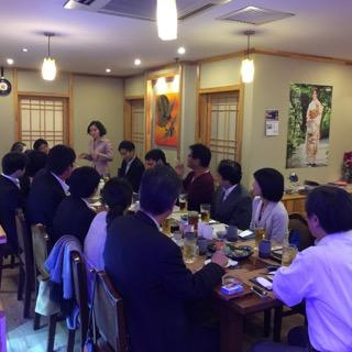第24回上海奈良県人会