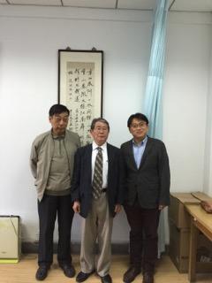 南京中医薬大学温病教研室の楊進教授