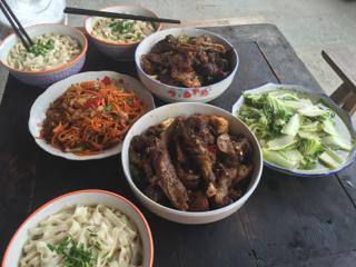 湖南省の湖南料理