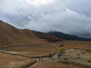 曽爾高原とお亀池
