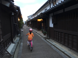 奈良橿原今井町